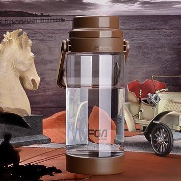 Copa espacio/botellas de agua de deportes al aire libre de gran capacidad/vaso