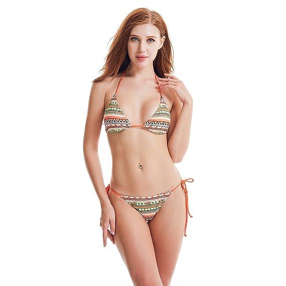 180808e280 I-Glam Swimwear Brazilian Bikini Bottom and Top Beachwear  Amazon.co.uk   Clothing
