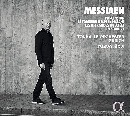 Ferocious Messiaen