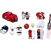 Cricket World Dragon Match Team English Willow Red