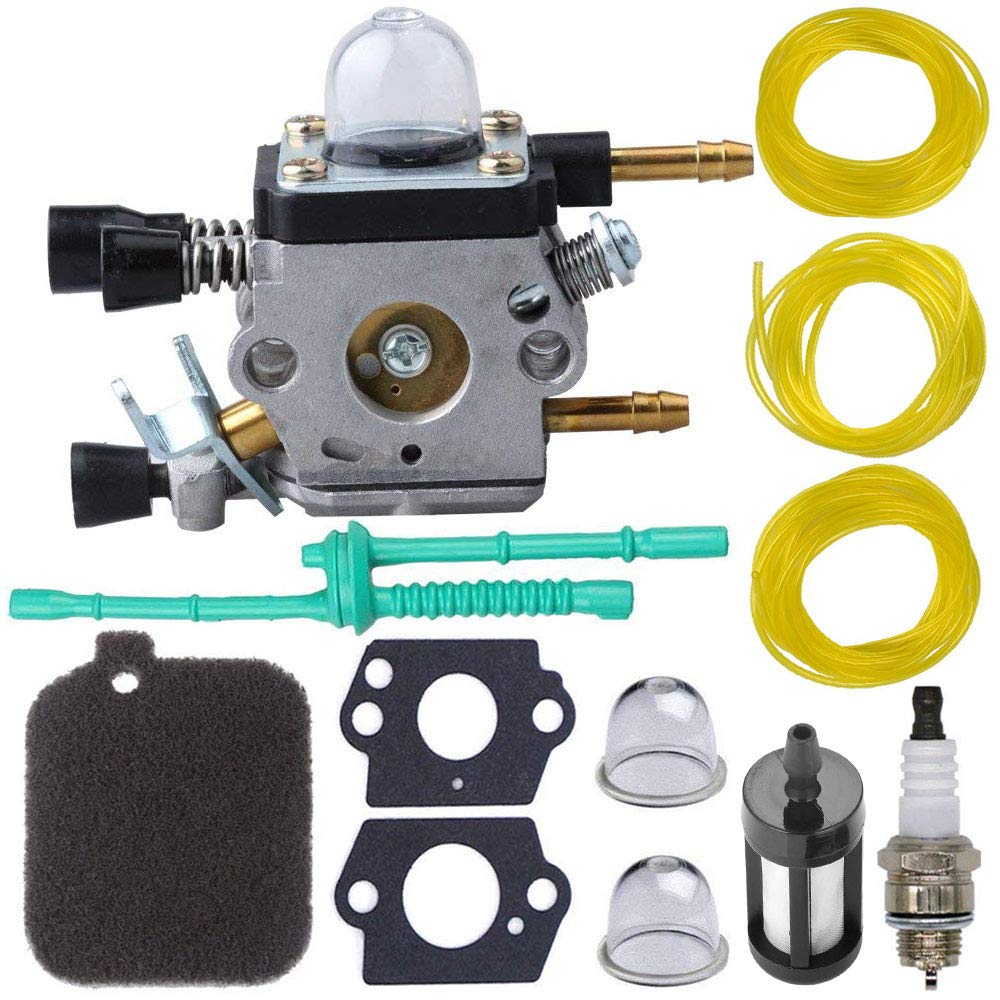 TOPEMAI BG55 Carburetor for Stihl BG45 BG65 BG85 Leaf Blower Zama C1Q-S68 C1Q-S68G with Air Filter Tune Up Kit