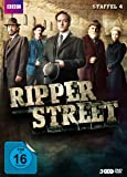 Ripper Street - Staffel 4 [3 DVDs]