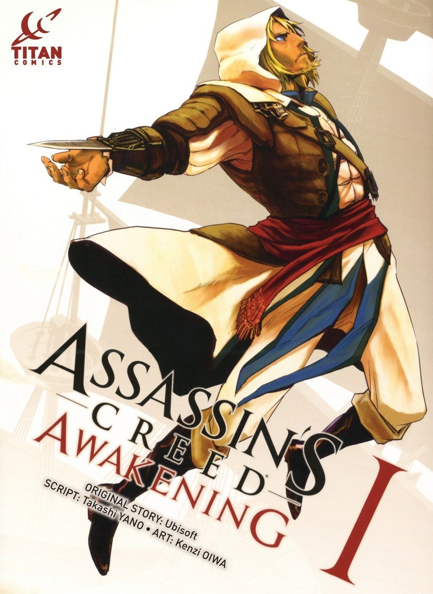 Assassin's Creed: Awakening Vol. 1: Yano, Takashi, Oiwa, Kenzi: 9781785858581: Amazon.com: Books