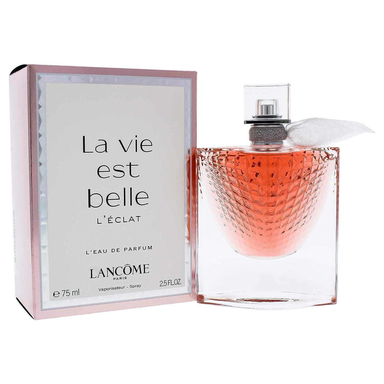 7701b2ca62 Amazon.com : Lancome La Vie Est Belle L'eclat Eau de Parfum, 2.5 Fluid  Ounce : Beauty