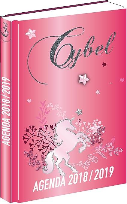 Bagtrotter - Agenda escolar (años unicornio Cybel - 12 x 17 ...