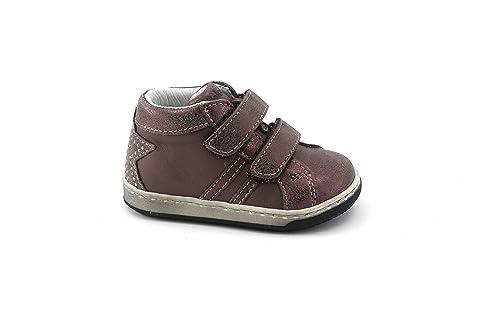 456986f25038f BALOCCHI 983237 Mini 18 22 Rosa Antigua Primeros Pasos Zapatos bebé niña  lágrimas Piel 22  Amazon.es  Zapatos y complementos