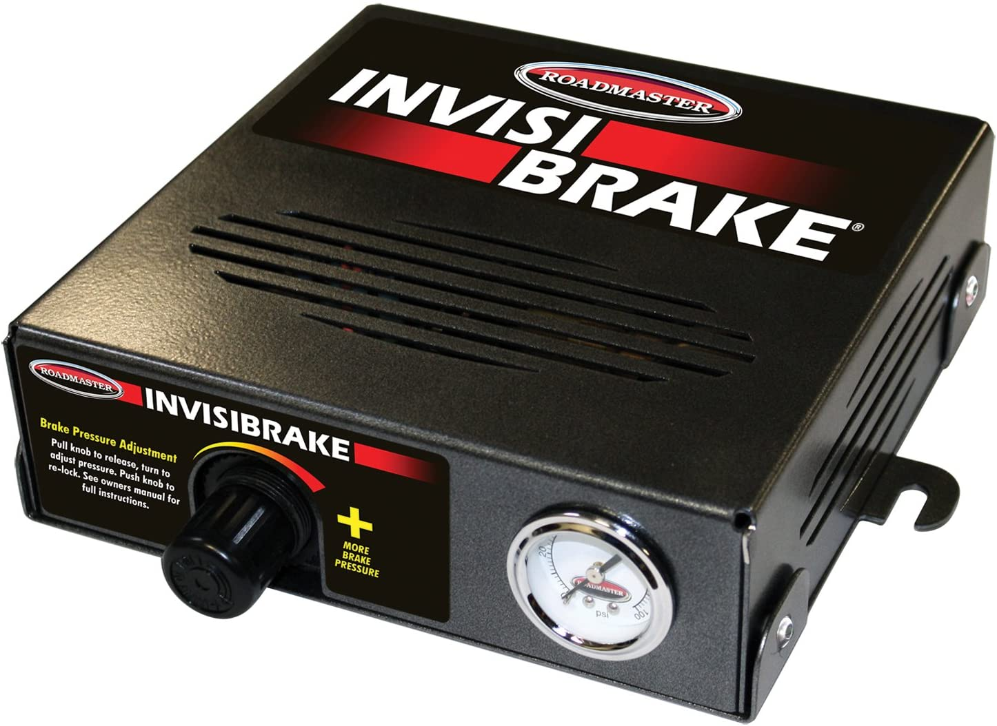 Roadmaster 8700 Invisibrake Hidden Power Braking System}