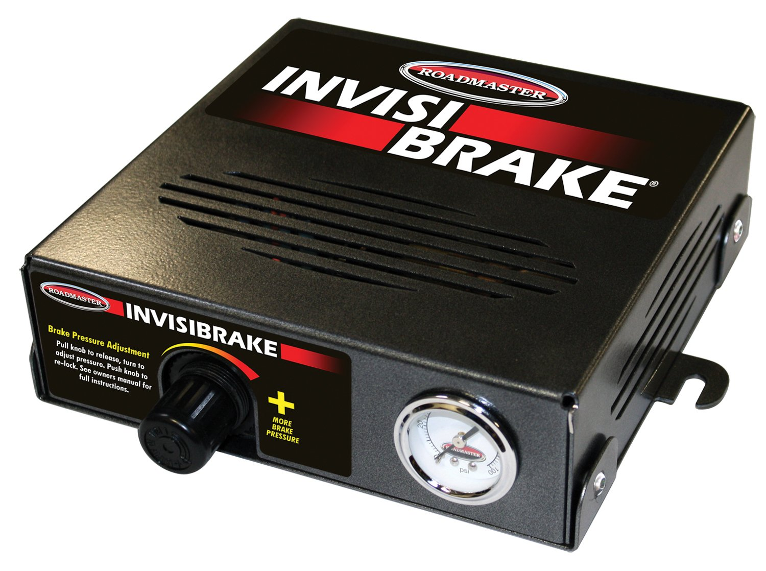 Roadmaster 8700 Invisibrake Hidden Power Braking System Control Maximum When R 0 Short Circuit Brake Automotive