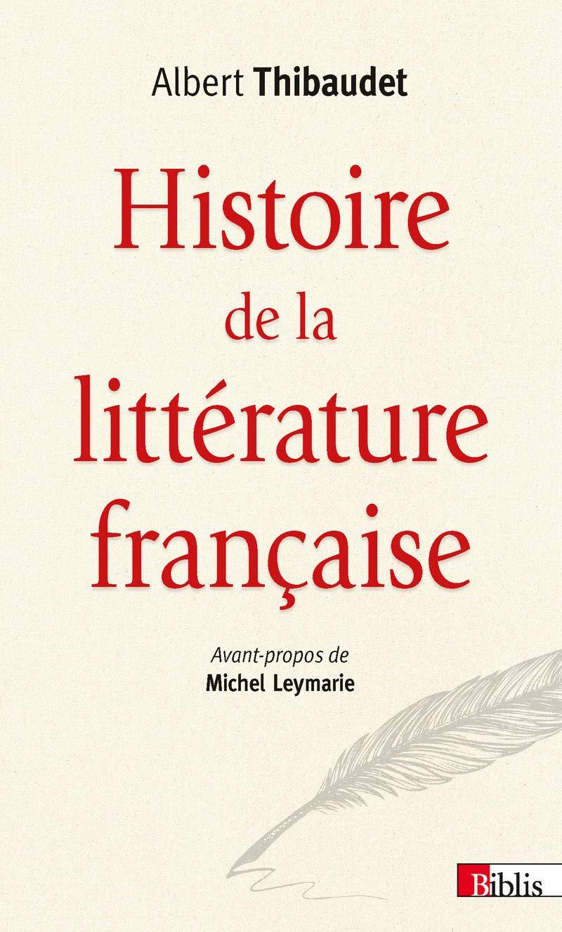 Histoire de la littérature française (Biblis)