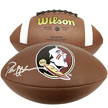 c0b083a11 Deion Sanders Florida State Seminoles Autographed Signed Wilson Football -  JSA Certified Authentic