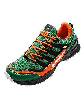 Makino hombres de impermeable Trail Zapatillas de running ...