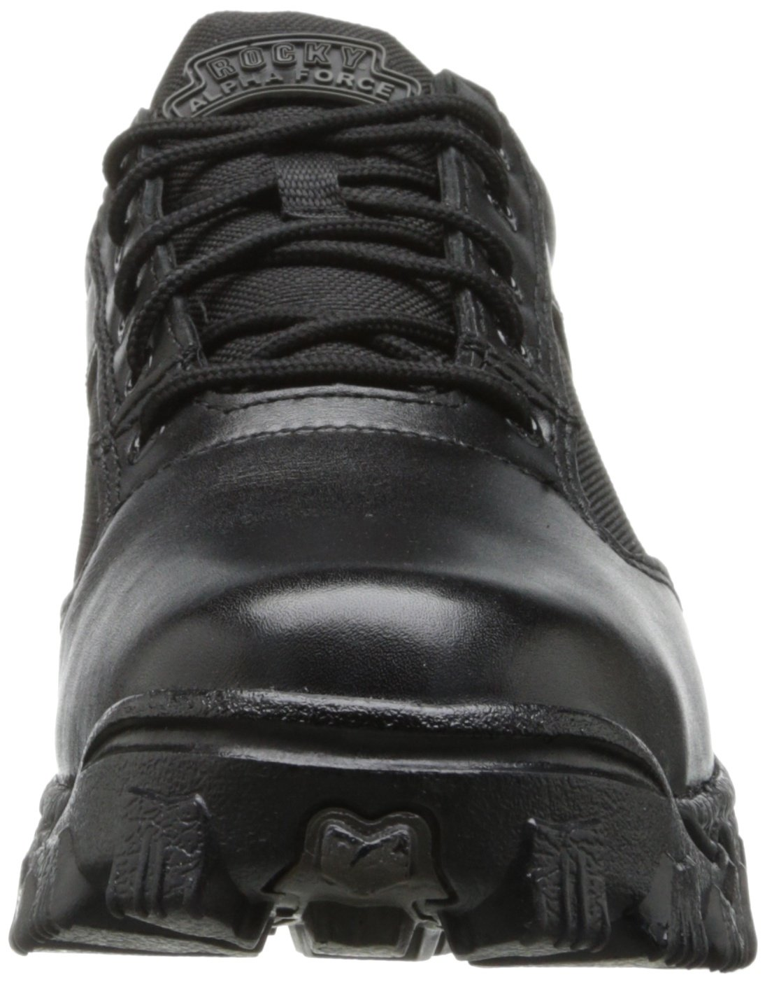 Rocky Men's Alpha Force Oxford-M, Black, 9.5 W US by Rocky (Image #4)