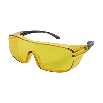 681db38c09 Amazon.com  Allen Ballistic Over Shooting Safety Glasses  Sports ...