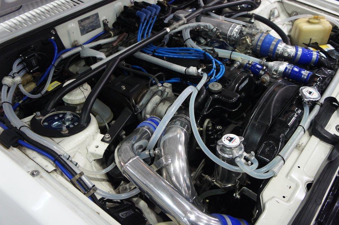 Fit All Models of Subaru Autobahn88 Engine Room Silicone Vacuum Hose Dress Up DIY Kit Purple