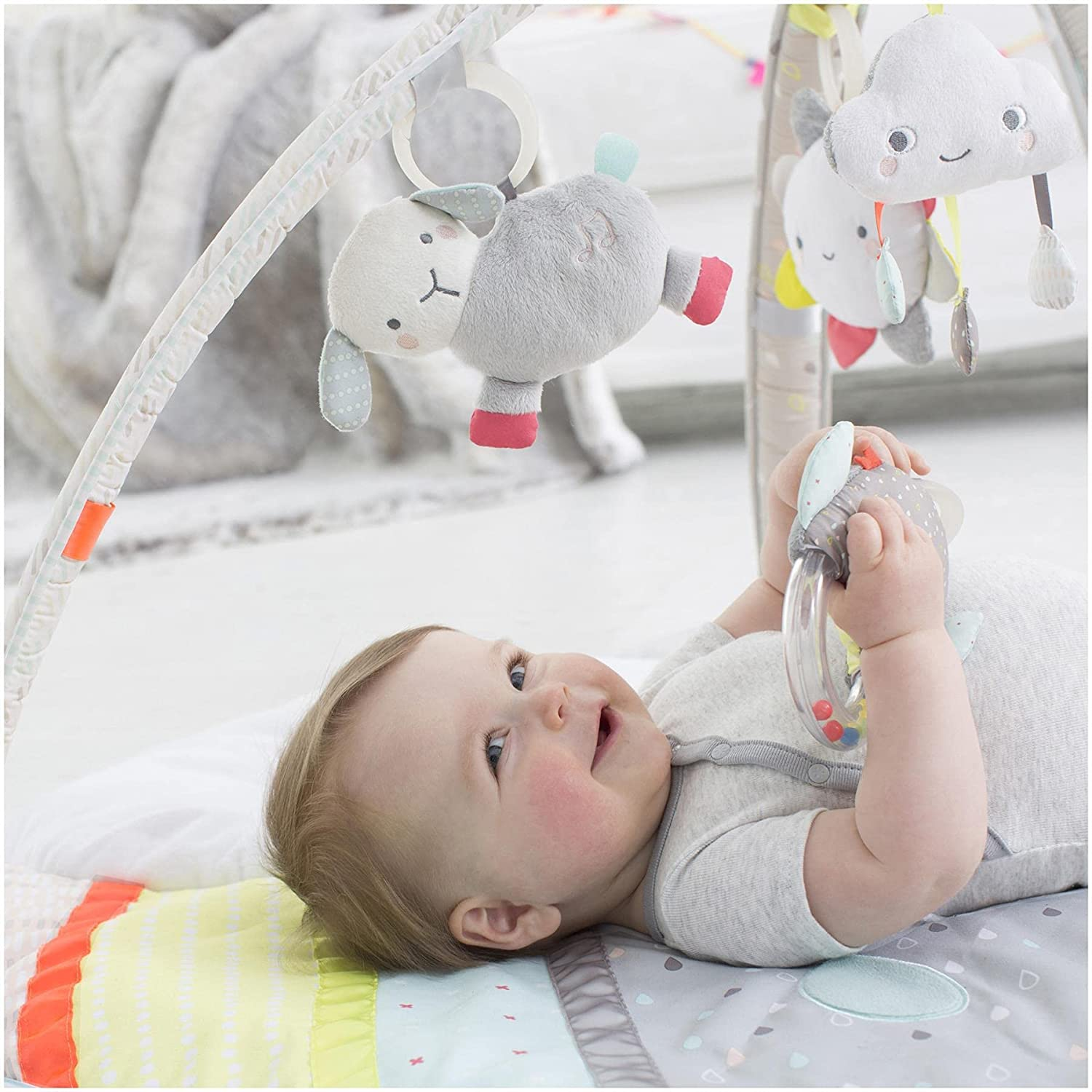 5 Best Baby Gyms for Development 2021 [How to Buy]