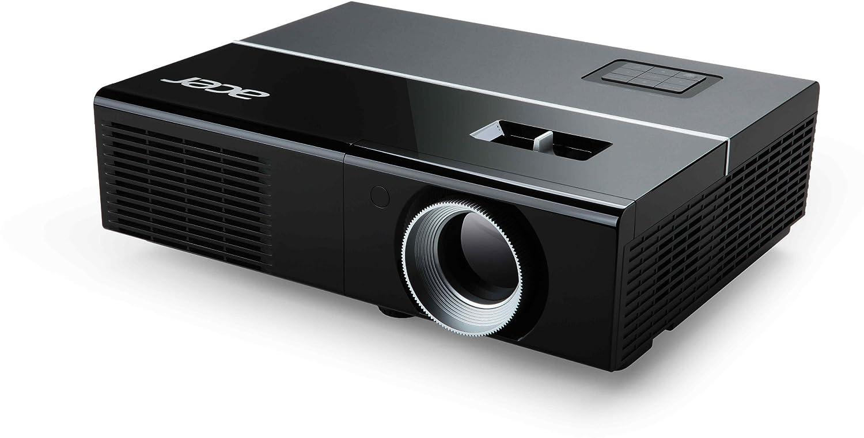 Acer P1273B - Proyector (1024 x 768), negro: Amazon.es ...