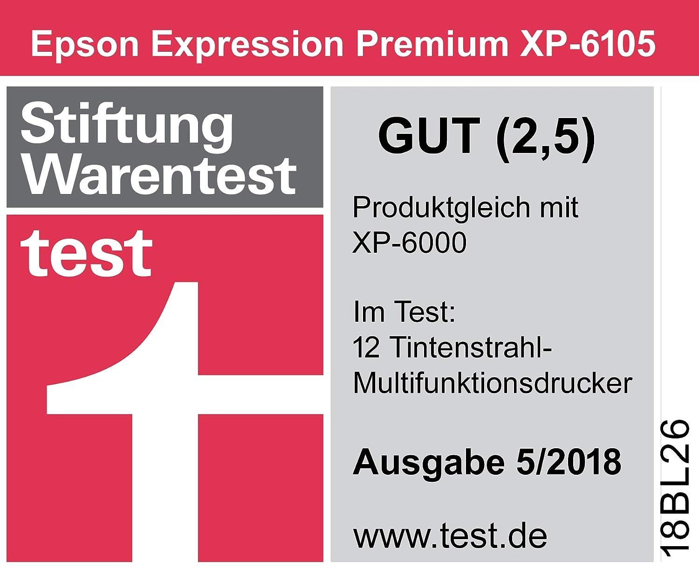 Epson Expression Premium XP 6105