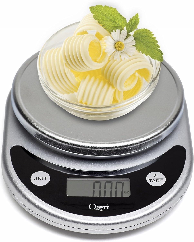 Ozeri ZK14-S Pronto Digital Food Scale