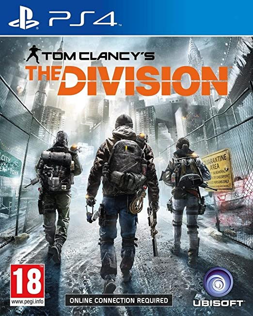 2 opinioni per Ubisoft Tom Clancy's: The Division PS4 Basico PlayStation 4 Inglese, Francese