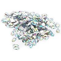 Diamante de Imitación de Resina Cristal Imitado en