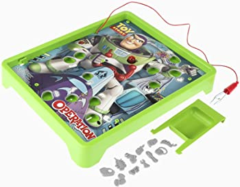 Hasbro Gaming Operation: Disney/Pixar Toy Story Buzz Lightyear Board Game