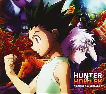 「HUNTER HUNTER」の画像検索結果