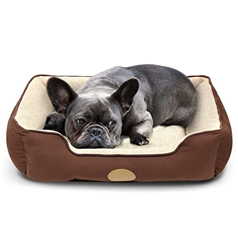 Amazon.com: Fluffy Paws Pet tumbona Ped cama de ropa de cama ...