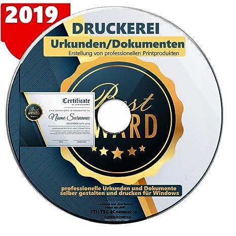 Urkunden Und Dokumente Druckerei Professionelle Urkunden Und