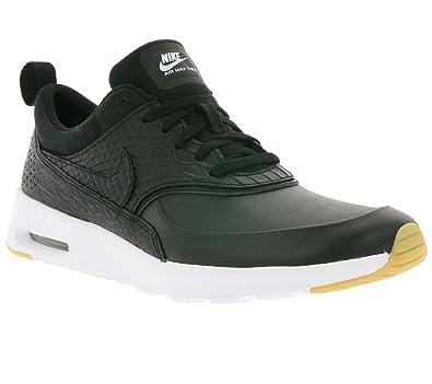 Nike Damen Laufschuhe Farbe Schwarz Marke Modell Damen Laufschuhe Air Max Thea Prm Schwarz