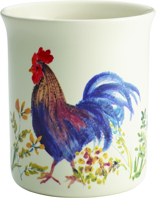 Paula Deen 46256 Garden Rooster Tool Crock