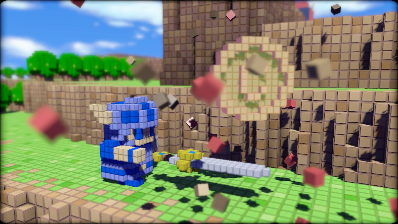 3d dot game heroes game ps3 amazon co uk pc u0026 video games
