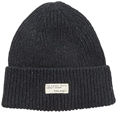 Nudie Jeans Men s Nicholson Recycled Beanie d4fe75a2471