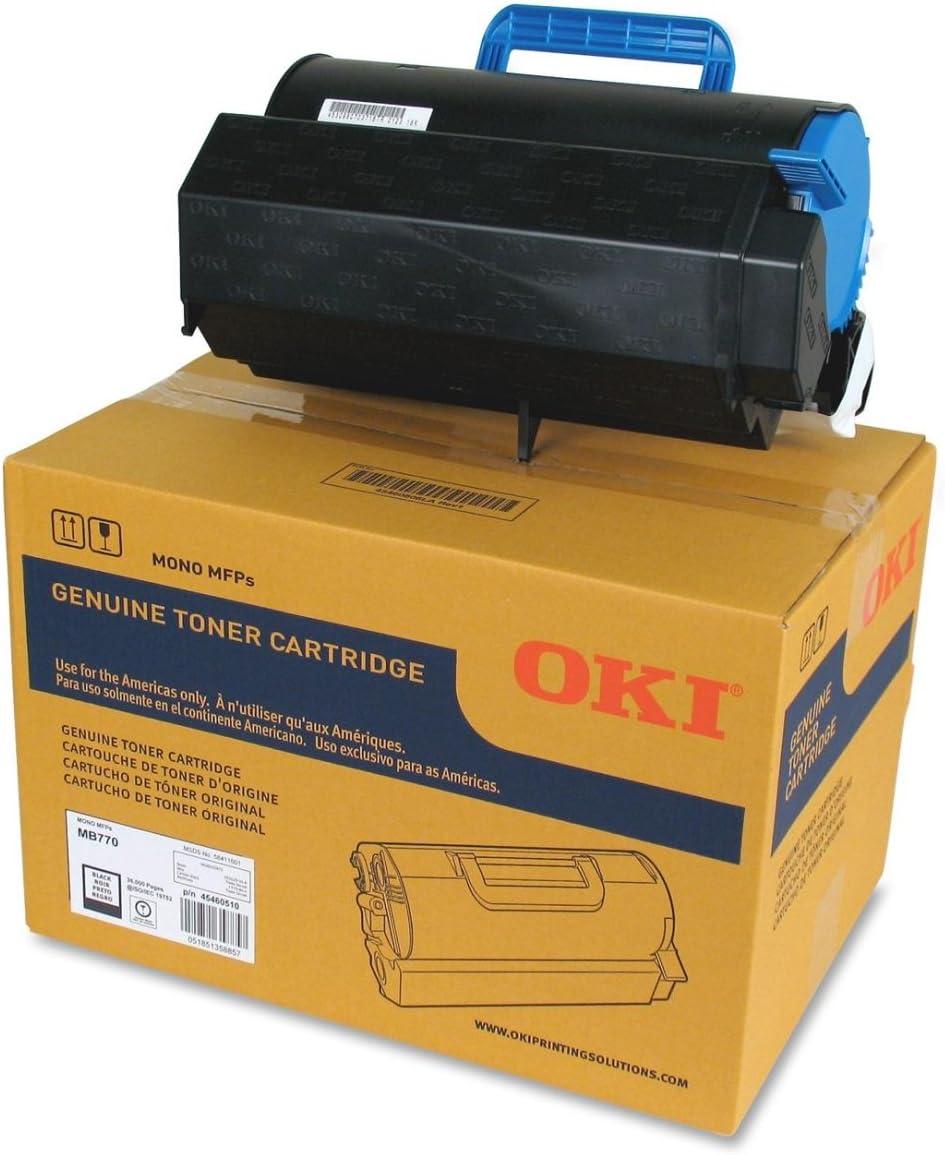 OKI45460510 Oki Extra-High Capacity Toner Cartridge