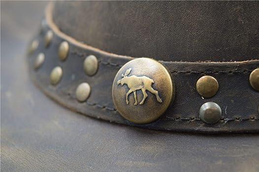 para Hombre Liso Walker and Hawkes Sombrero Cowboy