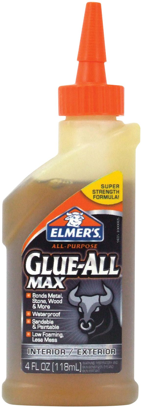 Elmer's E9415 All Purpose Glue-All Max, 4 Ounces