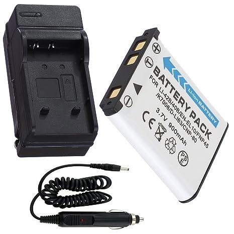 Batería + Cargador para Nikon Coolpix S220, S230 Cámara ...