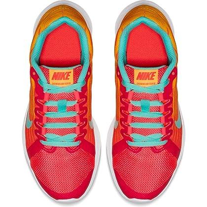 79ac6e6538a ... NIKE Kids  Grade School Downshifter 8 Fade Running Shoes (6 Red Green)
