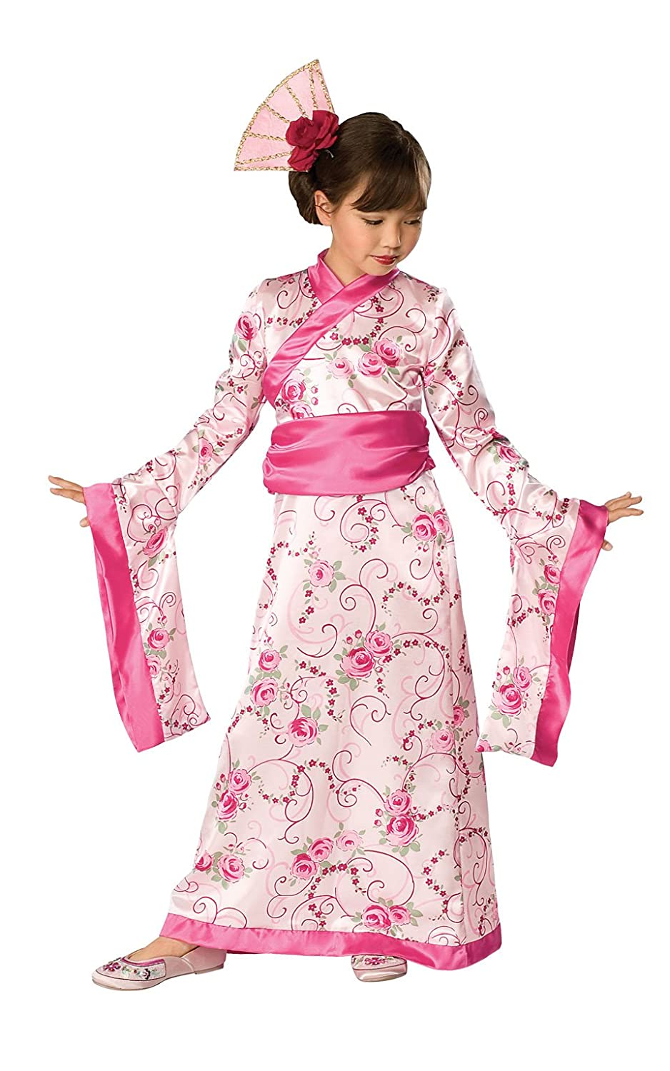 Small size 4-6 Rubies Costume Co Asian Princess Costume
