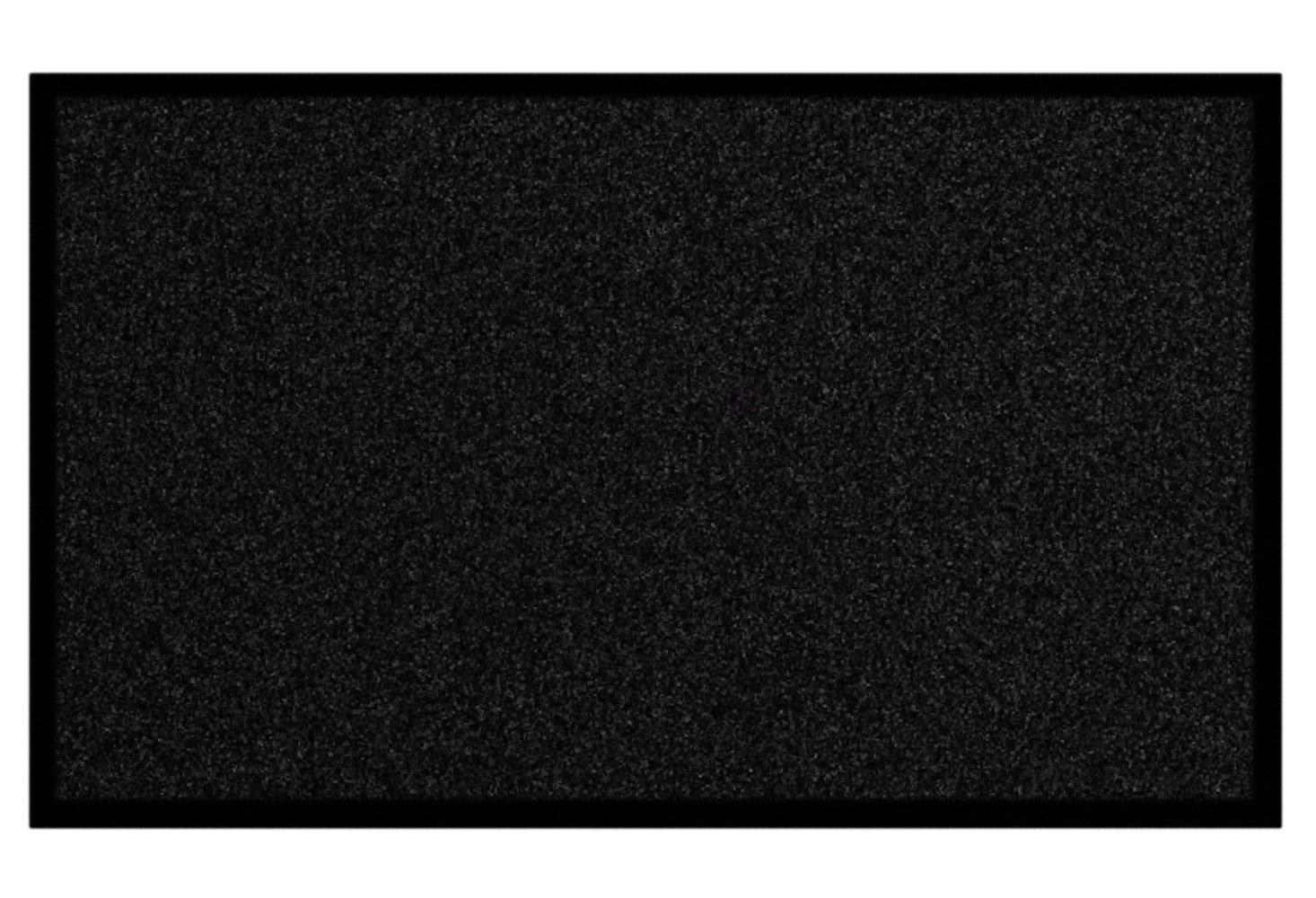 Extra starke waschbare waschbare waschbare premium Schmutzfangmatte – für Industrie, Gewerbe, Geschäft, Shop -Grau 115x200cm B07D4JL6YL Fumatten cfc4f3
