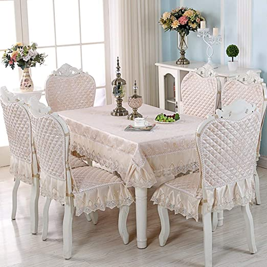 Table cloth :-) Mantel Cubierta de Mesa de Lino Europea Tapete de ...