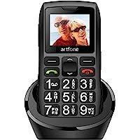 Teléfonos Móviles para Mayores con Teclas Grandes, artfone