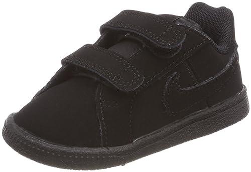 Nike Court Royale (TDV), Zapatillas de Estar por Casa Bebé Unisex, Azul (Obsidian/White 400), 18.5 EU
