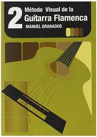 Método Visual de la Guitarra Flamenca 2 [DVD]: Amazon.es: Manuel ...