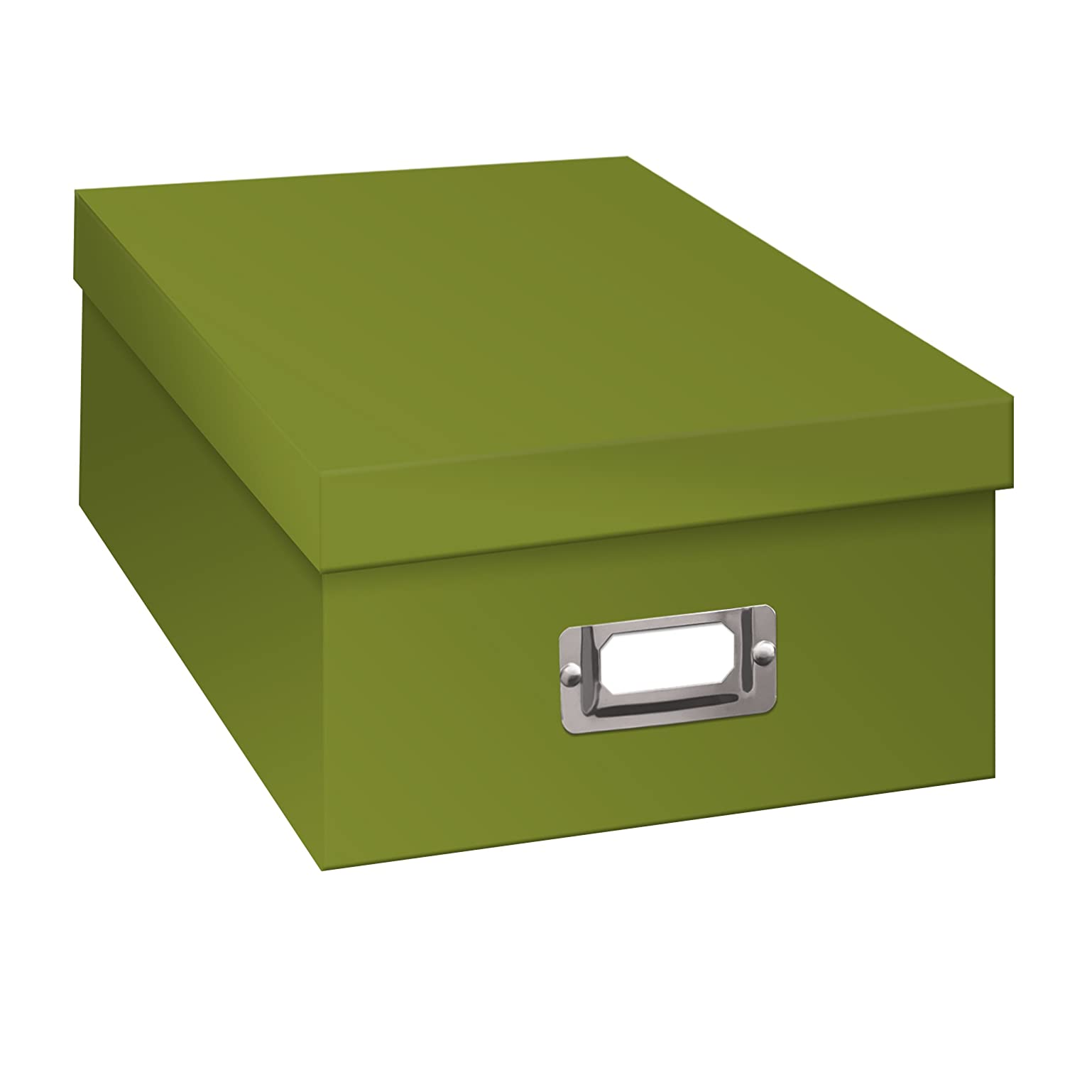 Pioneer Photo Storage Boxes, Holds Over 1,100 Photos Up To 4-6 Inches Photo Album-Sage Green Pioneer Photo Albums B-1S/SG