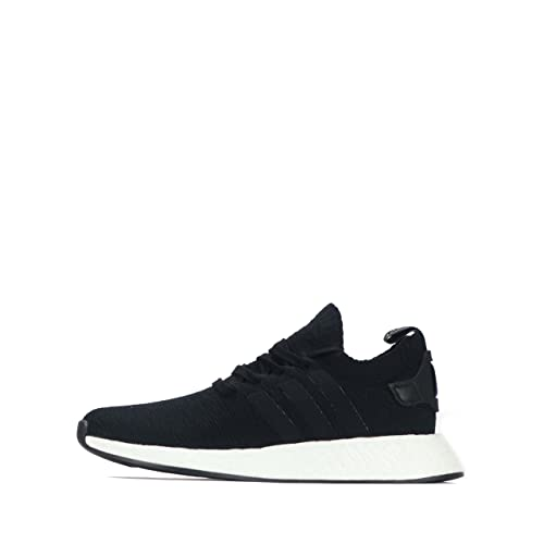 adidas Originals NMD R2 Primeknit Men s Shoes Black White  Amazon.co ... 5256b4664