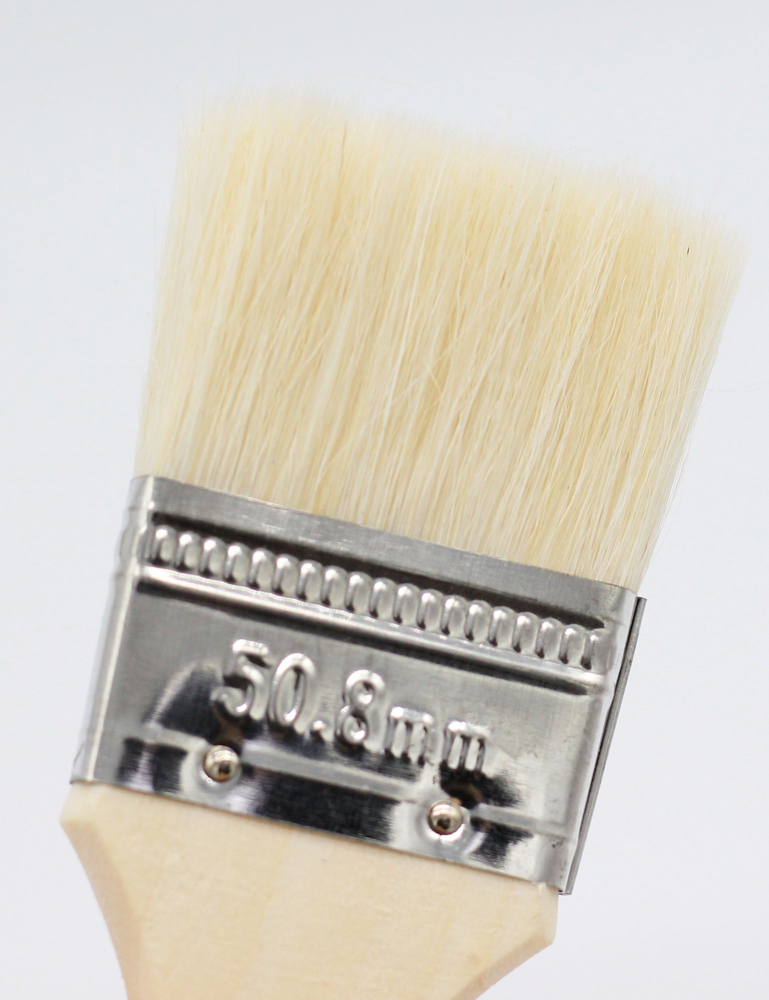 Fiomia Pastry Brush 6 High quality woolen bristle: thick and flexible, safe and eco-friendly, even pasting, beautiful texture, durable Full wooden handle: streamlined design and comfort grip, easy to hang and save space High efficiency: absorbent, save time and effort
