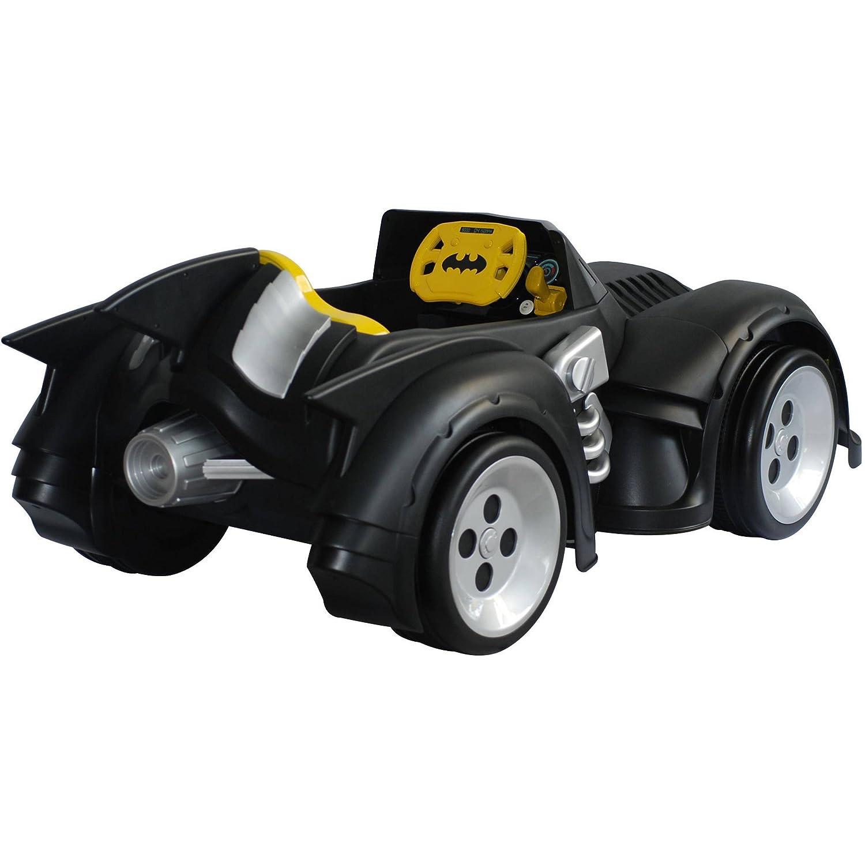 Amazon.com: Batman Batmobile 6-Volt Battery-Powered Ride-On: Toys ...
