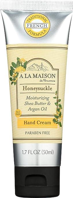 Travel Size Honeysuckle & Coconut Hand Cream