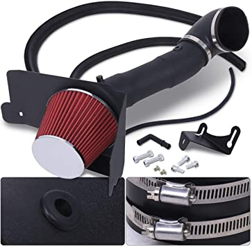 Catinbow 3.5 Cold Air Intake Kit with Lifetime Filter for 2005-2009 Ford Mustang GT 4.6L V8