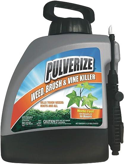 Amazoncom Pulverize Pwbv Ps 133 Pzbvps133 Weed Brush Vine